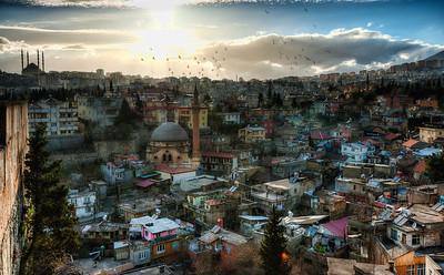 Cartier din Kahramanmaras, Turcia