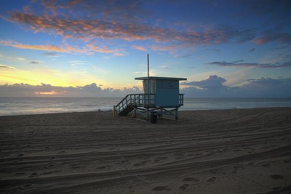 """""""Sunset in Manhattan Beach"""""""