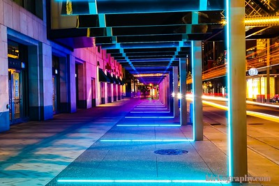 Nicolette Ave. long exposure.  Minneapolis, MN