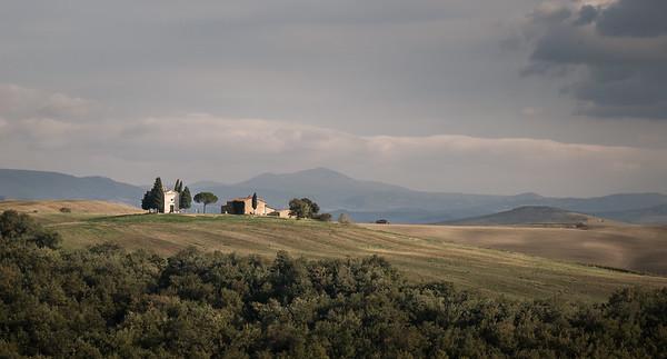 Tuscan Landmark