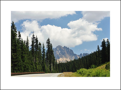 The North Cascade Highway