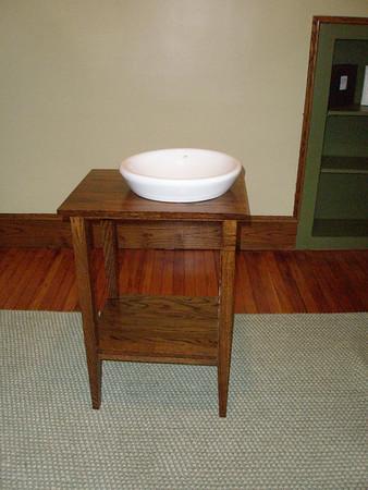 200910 Vessel Sink Stand