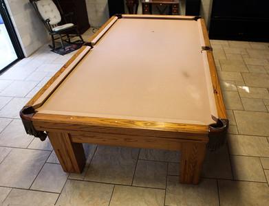 2011-09-28 Pool Table Needs Repairs