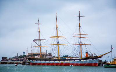 Balclutha Ship