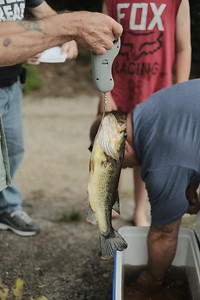 The Timber Lakes Men's Club Annual Bass Fishing Tournament on Saturday, June 19th, 2021