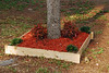 0002 Raised Flower Bed