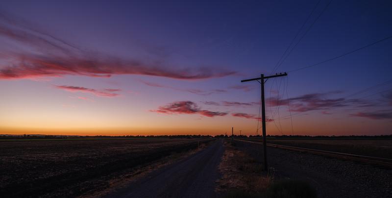 Yolo Sunset