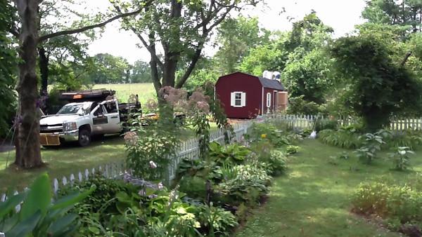 Barn / August 2012
