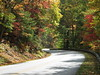 WINDING ROADS<br /> An Autumn drive along the Blue Ridge Parkway brings new and breathtaking views around each and every curve!