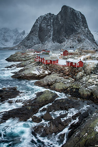 Hamnoy WInter