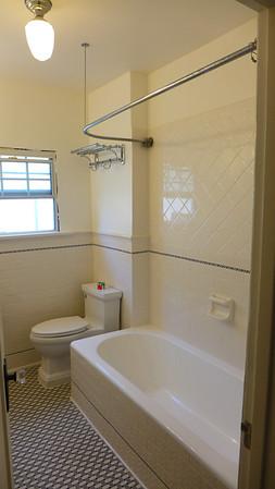 Bathroom Remodel, May 2014