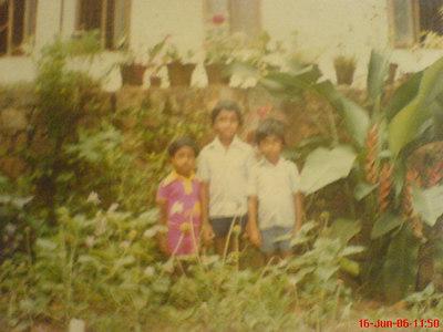 Biju, Baiju and Binu Childhood