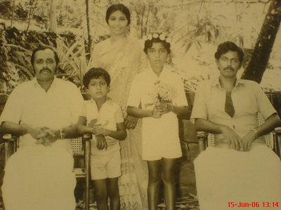 Pappa, Amma, Biju, Baiju and Vintuty Pappa