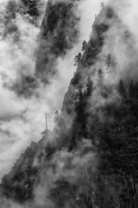 Yosemite's Mist