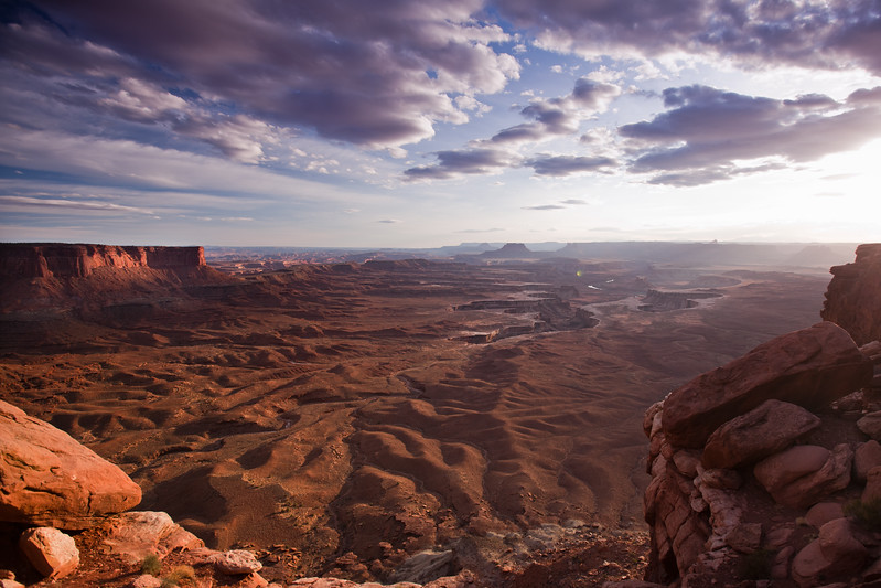 Green River Overlook <br /> Canyonlands National Park