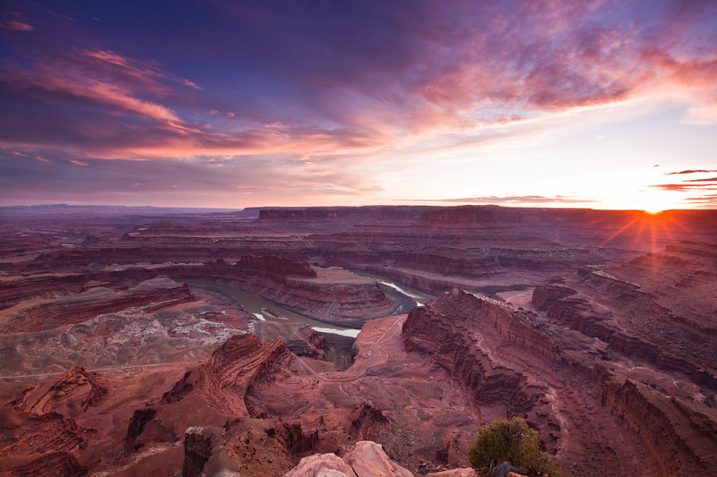 Dead Horse Point <br /> Dead Horse State Park