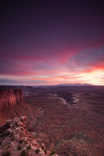 Buck Canyon <br /> Canyonlands National Park