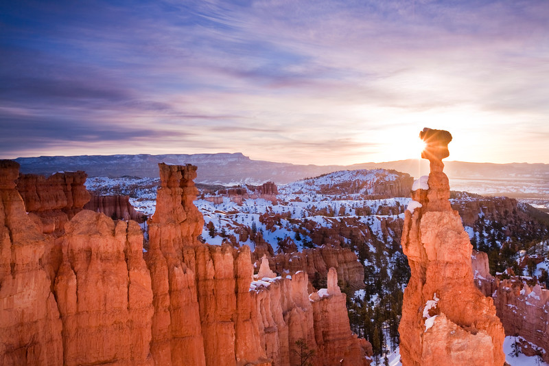 Thor's Hammer<br /> Bryce Canyon National Park, UT