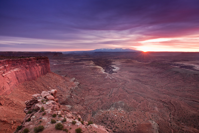 Buck Canyon <br /> Canyonlands National Park