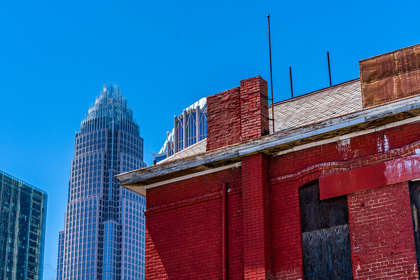 Old and New Charlotte