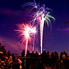 Title: Cheverly Day 2009<br /> Date: June 2009<br /> The annual Cheverly Day fireworks enjoyed by the residents of Cheverly.