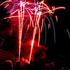 Title: Cheverly Day<br /> Date: May 2008<br /> Fireworks closing out Cheverly Day.