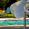 Title: End of Summer<br /> Date: August 2008<br /> A shot at the end of summer of the Cheverly Pool.