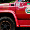 Title: Trucking It<br /> Date: May 2010<br /> A Cheverly Public Works truck with the seal of Cheverly on it. Taken at Cheverly Day.