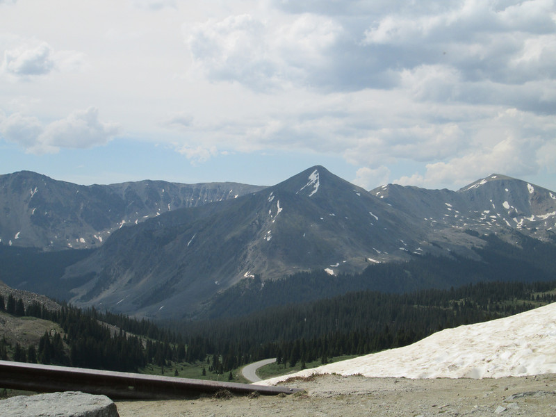 Told you, this is from atop Cottonwood pass