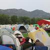 Buena Vista camp site, day 1