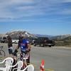 Atop Independence Pass