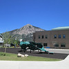 Crested Butte community school, end of day 4, and our resting point for day 5