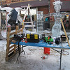 Cripple Creek Ice Festival: tools of the trade