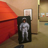 Pioneer Museum: Cindy is an astro nut