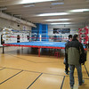 Olympic Training Center: boxing arena