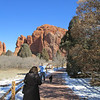 Garden of the Gods: thats my pose!