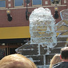 Cripple Creek Ice Festival: Zeus