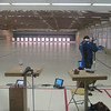 Olympic Training Center: the shooting gallery, biggest in the western hemisphere