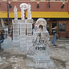 Cripple Creek Ice Festival: Indi, the goddess Hera!