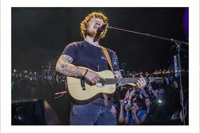Ed Sheeran em BH - 30.05.2017