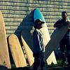 Jon Wegener, the king of finless surfing.