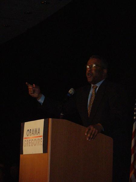 Ron Sims, King County Executive