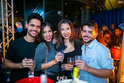 RaRo SkyBar 13.12.2019