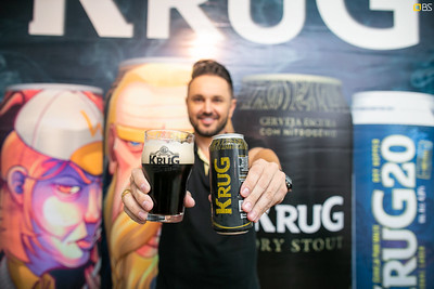 Lançamentos das latas Krug Bier