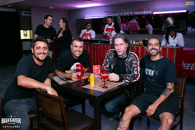 Beefeater Experience - 25.01.2019