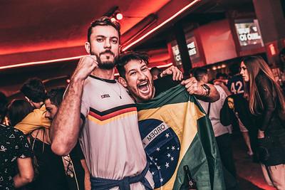 Bud Basement BH - Brasil x Argentina
