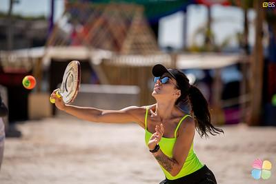 Sábado esportivo Na Praia