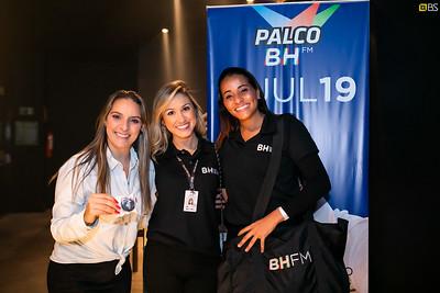 Palco BH FM 21.07.2019