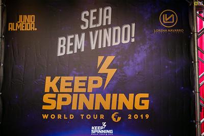 Keep Spinning 2019
