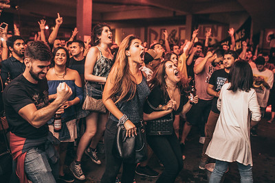 Bud Basement BH - Brasil x Paraguai